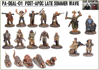 Late Summer releases