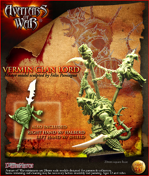 Vermin Clan Lord