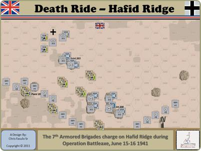 Death Ride – Hafid Ridge