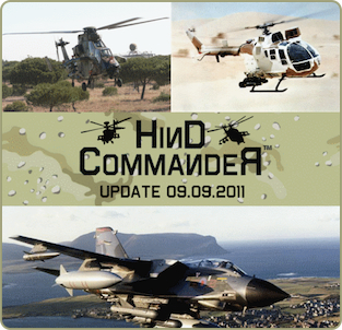 Hind Commander update