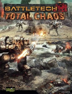 Catalyst Games Battletech Total Chaos Print/PDF Pre-Order