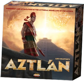 Aztlan Review posted on Play Board Games