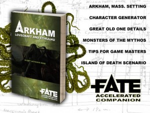 Arkham Fate Accelerated