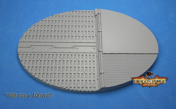 168 mm x 106 mm Tech-Deck Base