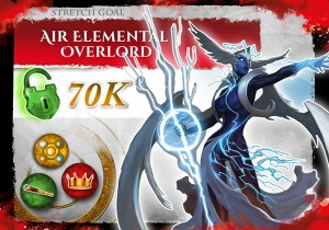 Air Elemental Overlord
