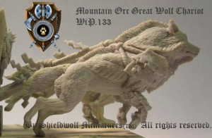 Mountain Orc Chariot