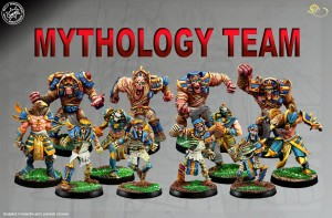 Mythology Team