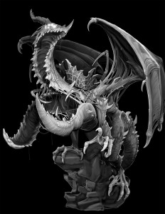 Possessed Dragon