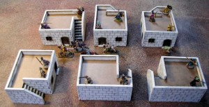 Small Middle Eastern Houses
