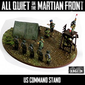 US Command Stand