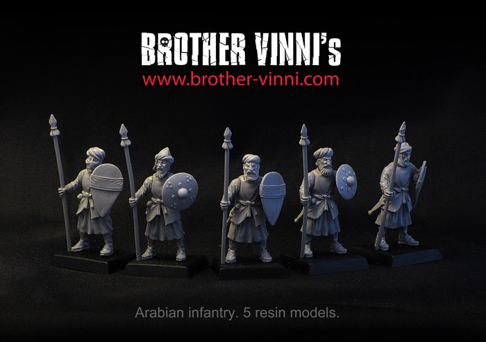 Arabian Infantry 2