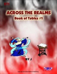 Book of Tables 1