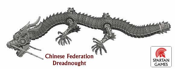 Chinese Federation Dreadnought 1