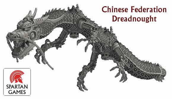 Chinese Federation Dreadnought 2
