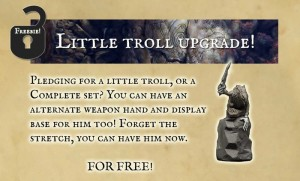 Little Troll Upgrade