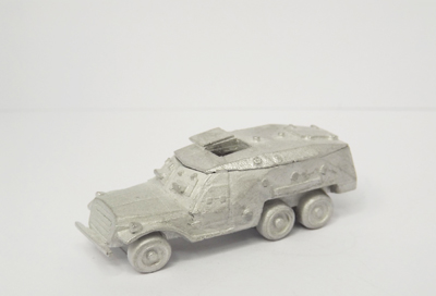 MDV11 - BTR-152 Armoured Top