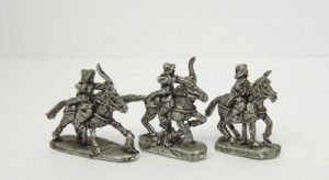 MON1 - Light cavalry with bow