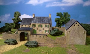 Normandy Farmstead 1
