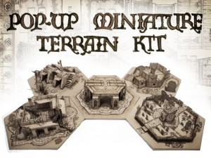 Pop-up Terrain