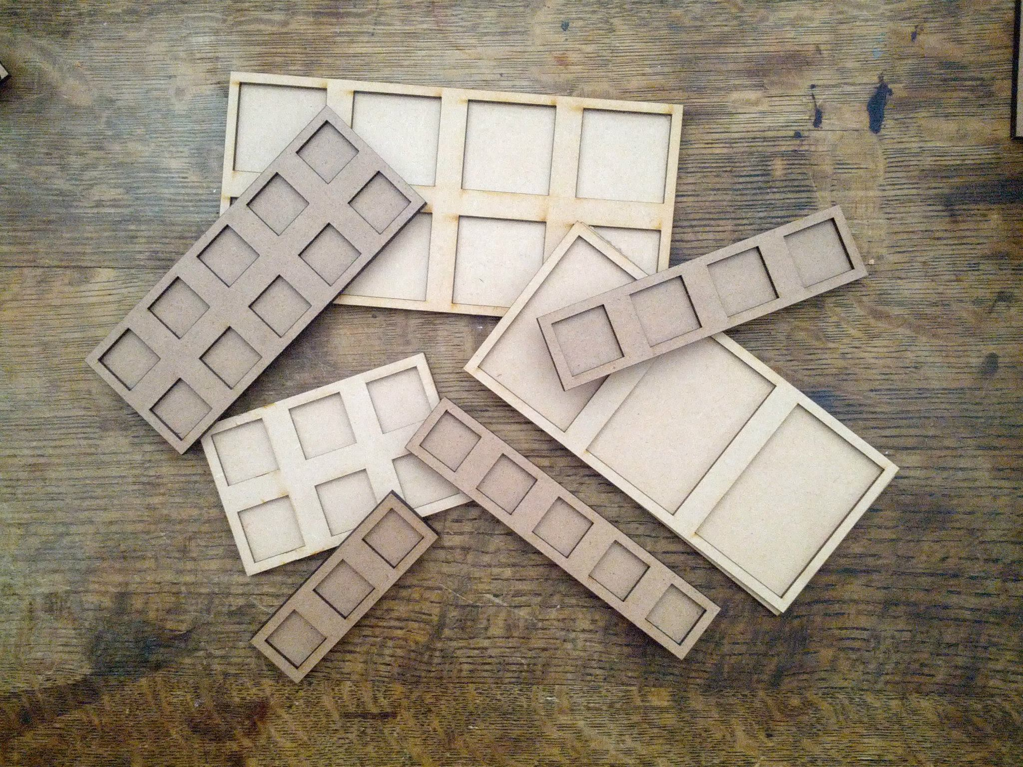 Skirmisher Movement Trays
