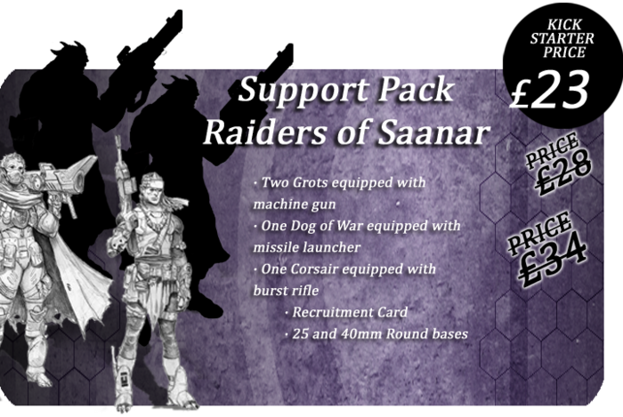 Support pack