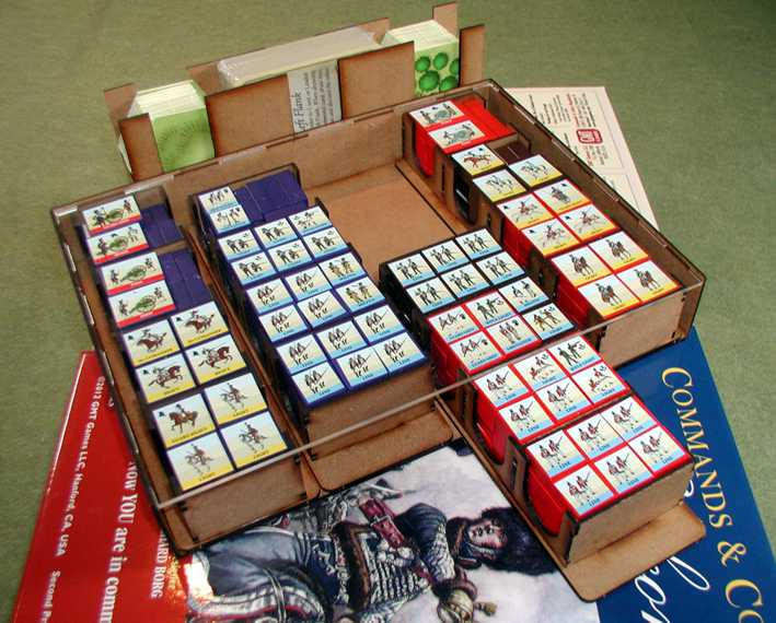 commands and colors napoleonic storage 4