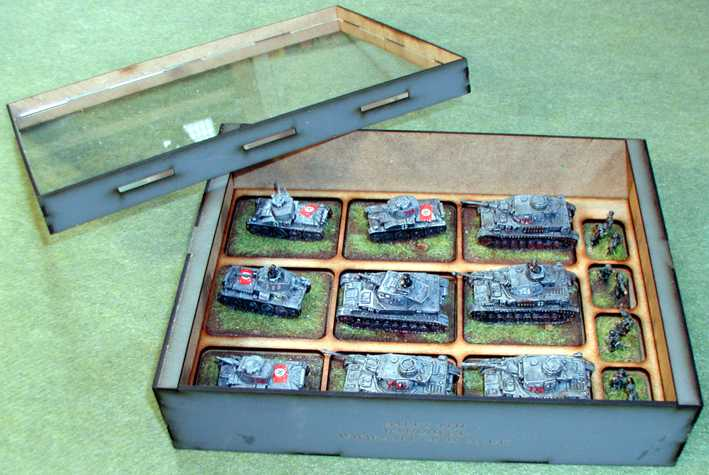 flames of war storage deep medium bases uniform grey 1