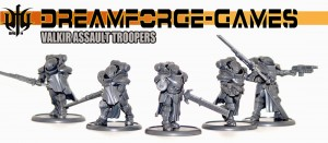 Banner Valkir Assault Troopers