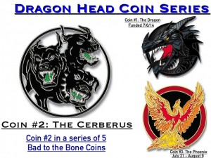 Dragon Head Coin Series