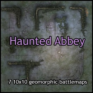 Haunted Abbey