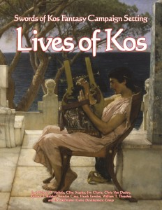 Lives of Kos