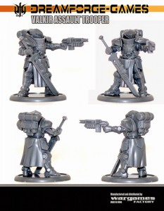 Preview Valkir Assault Trooper