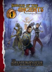 Shroud of the Ancients