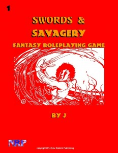 Swords and Savagery