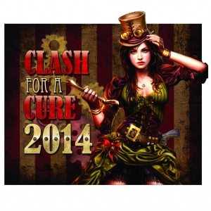 clash for a cure 2014