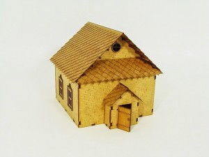 28mm Fantasy House 1