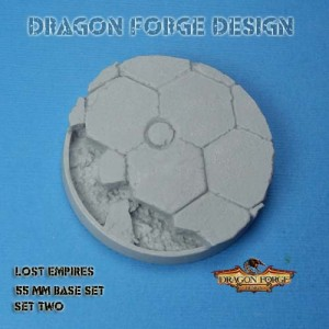 55 mm Lost Empires Base