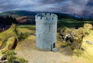 Castle Watchtower