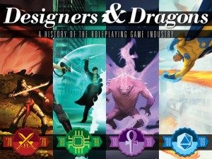 Designers and Dragons