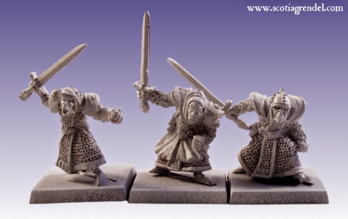 GFR0036 - Stygian Orc with Hand Weapons I