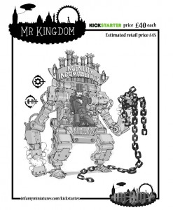 Mr Kingdom
