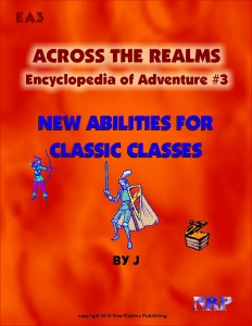 New Abilities for Classes