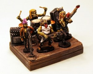 ORB Orc Rock Band