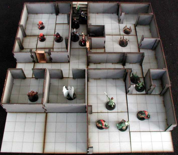 Terra Block Deluxe Starter Dungeons and Dragons