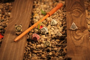 Wizards Gambit Dice