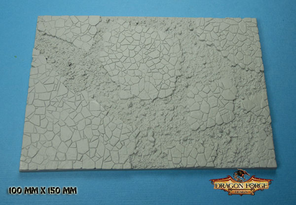 100 mm x 150 mm Basic Ruins Base Set