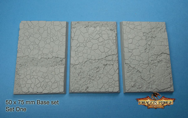 50 mm x 75 mm basic ruins set one