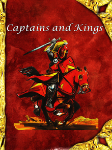 Captains and Kings now on sale