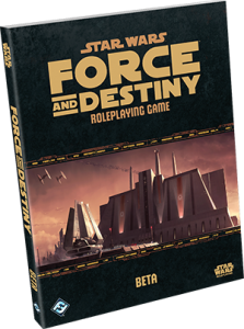 Force and Destiny Beta