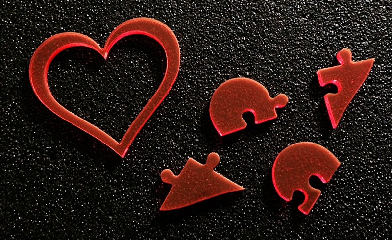 New Game Accessories such as Heart Containers for Love Letter
